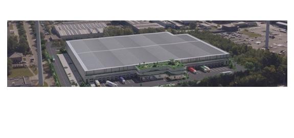 Montea plant eerste fossielvrije gebouw voor logistieke activiteiten in België