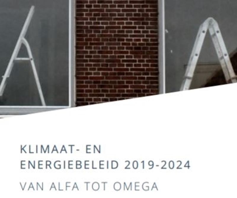 SERV rapport Klimaat- en Energiebeleid 2019-2024