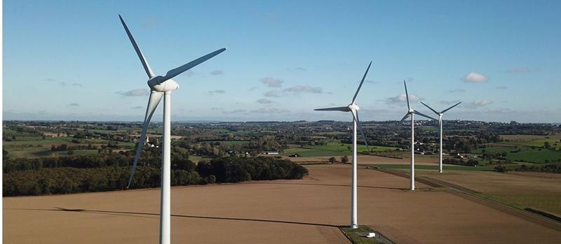 Europa installeert 4,9 GW aan nieuw windvermogen in de eerste helft van 2019