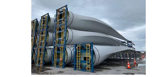 Nieuw gezamenlijk project van de wind- en chemische industrie om de recyclage van windturbines te stimuleren