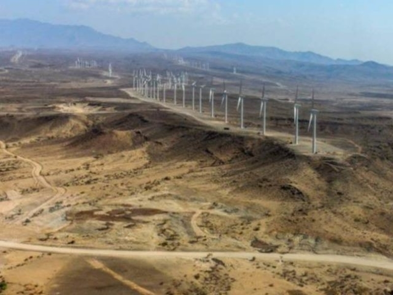Kenia scoort op het gebied van windenergie met hulp van AfDB
