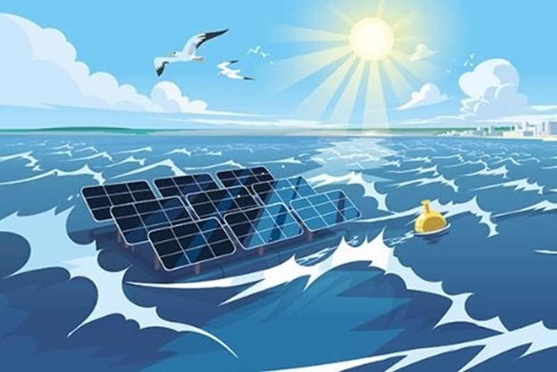 Expertenconsortium lanceert project rond zonnetechnologie op zee
