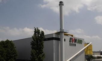 Power-to-heat voor stadsverwarming kan wind en zonne-energie aandrijven