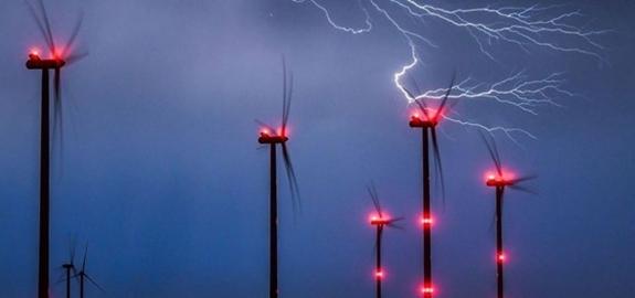 De windturbines die bestand zijn tegen de ergste stormen ter wereld...