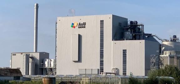 A&U Energie produceert volop groene stroom en warmte