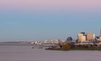 Worden de grote meren van Amerika straks gigantische windparken?