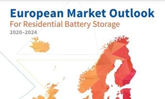 Nieuwe marktvooruitzichten anticiperen op grote groei voor Europese residentiële batterijopslag