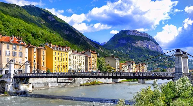 Grenoble gaat voor 100% groene warmtenetten