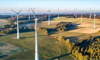 """Duits rapport toont aan dat  door """"repowering"""" van windturbines het vermogen tegen 2030 kan worden verdubbeld"""