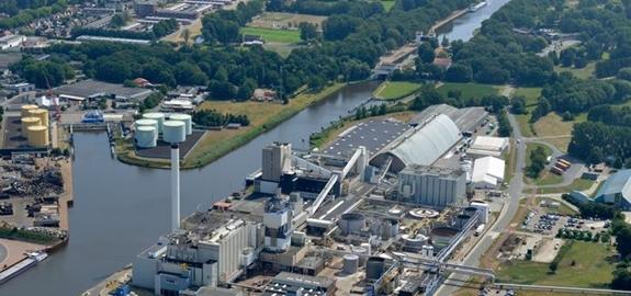 Nouryon verduurzaamt zoutproductie dankzij groene stoom van Twence