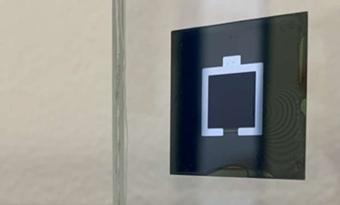 Zonnecel met twee materialen breekt record voor stroomopbrengst