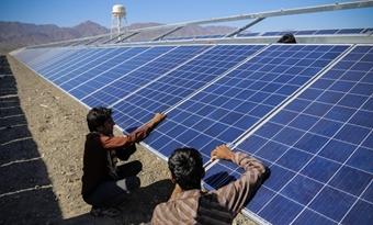 Zonnekracht grootste werkgever in duurzame energie