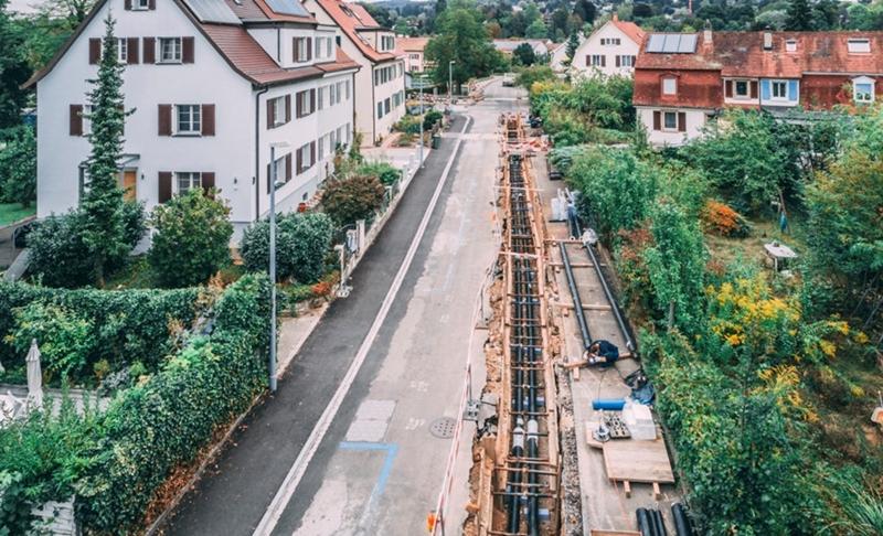 Groen licht voor uitbreiding van het aardwarmteproject in Riehen, Zwitserland