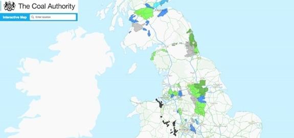 Nieuwe kaarten van BGS en Coal Authority tonen warmte die is opgeslagen in de verlaten steenkoolmijnen van Groot-Brittannië