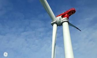 Doggersbank, 's werelds grootste offshore windmolenpark, zal 190 GE Haliade-X turbines gebruiken