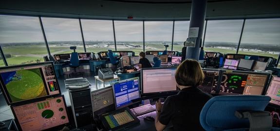 Skeyes op bezoek bij VWEA Werkgroep Luchtvaart
