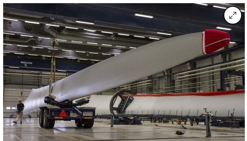 Vestas neemt radicale stappen in de richting van tegengaan verspilling windturbines