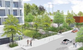 Geothermische energie voor 10.000 woningen in Champs-sur-Marne in Noisiel, Parijs, Frankrijk
