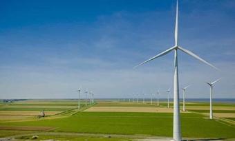 15,4 GW nieuwe windenergie in Europa in 2019