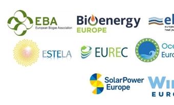 Organisaties hernieuwbare energie vragen centrale rol in Europese industriële strategie