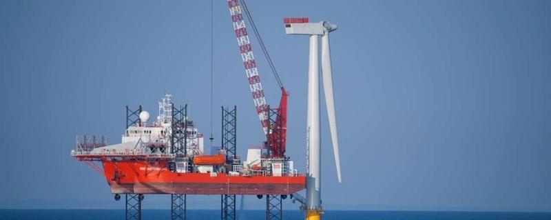 Windturbines weghalen wordt sneller en goedkoper met hydraulische techniek