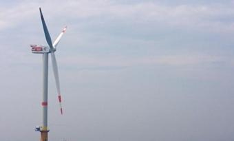 Storm Dennis veroorzaakte een piek in de Belgische windenergieproductie