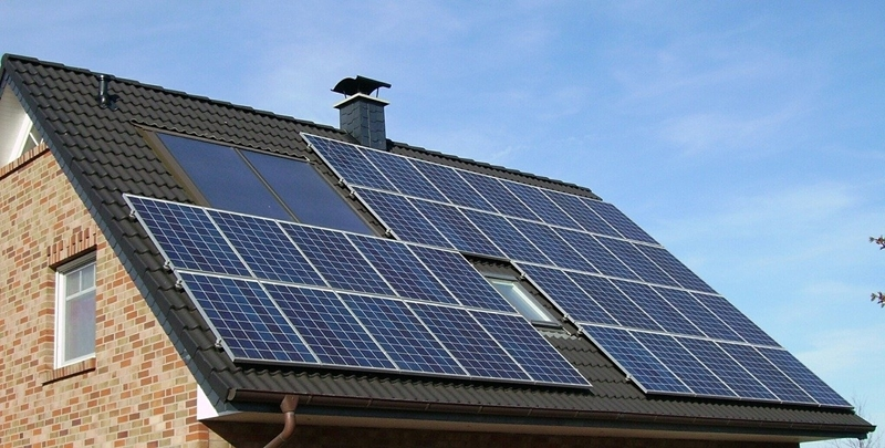 Zonnepalen op Leuvense daken