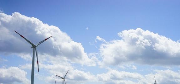 Europese windproductie bereikt piek in februari