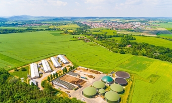 Nieuwe studie benadrukt het belang van grootschalige productie van biomethaan
