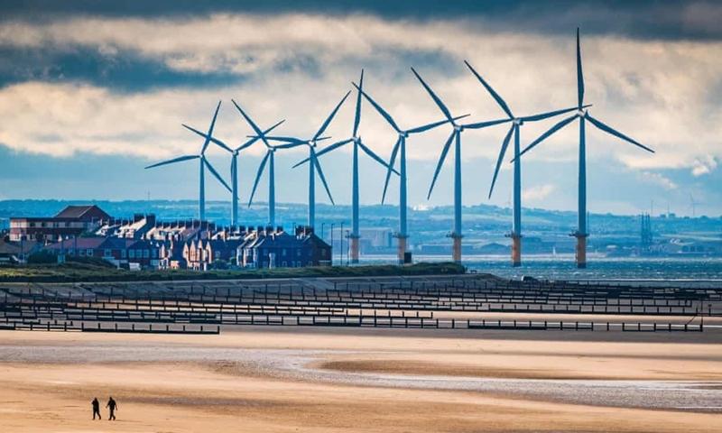 Hernieuwbare energie zou het Covid-19 herstel een boost kunnen geven van 100 biljoen dollar.