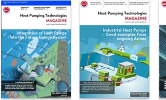 Het magazine Heat Pumping Technologies