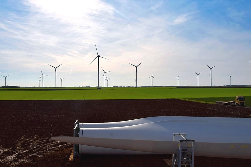 De productie van kritische windturbinecomponenten moet worden voortgezet en zal de klap van COVID-19 helpen opvangen