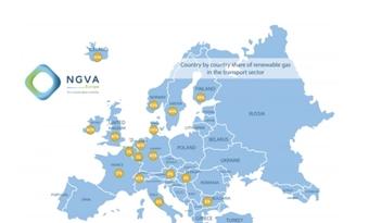 Hernieuwbaar gas ruimschoots beschikbaar in heel Europa, zegt NGVA Europe