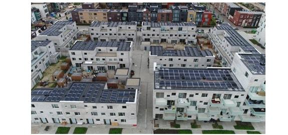 """De """"renovatiegolf"""" van EU-gebouwen gepland voor september"""