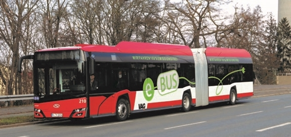 De eerste CO2-warmtepomp ter wereld in een elektrisch gelede bus