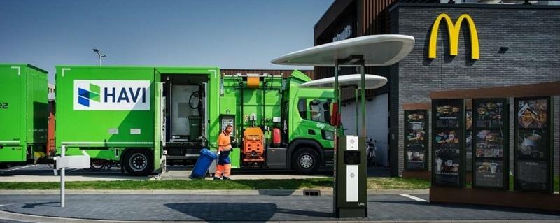 Frituurvet McDonald's wordt duurzame diesel