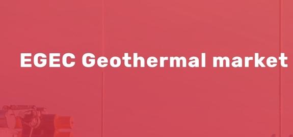 Het EGEC geothermal market rapport 2019