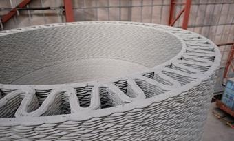 GE zal langere windturbines maken met behulp van 3D-printing
