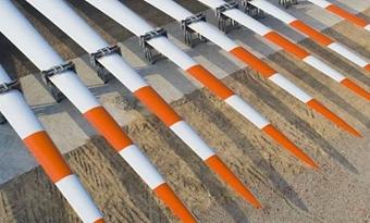 Sectoroverschrijdend industrieplatform schetst de beste strategieën voor de recyclage van windturbinebladen