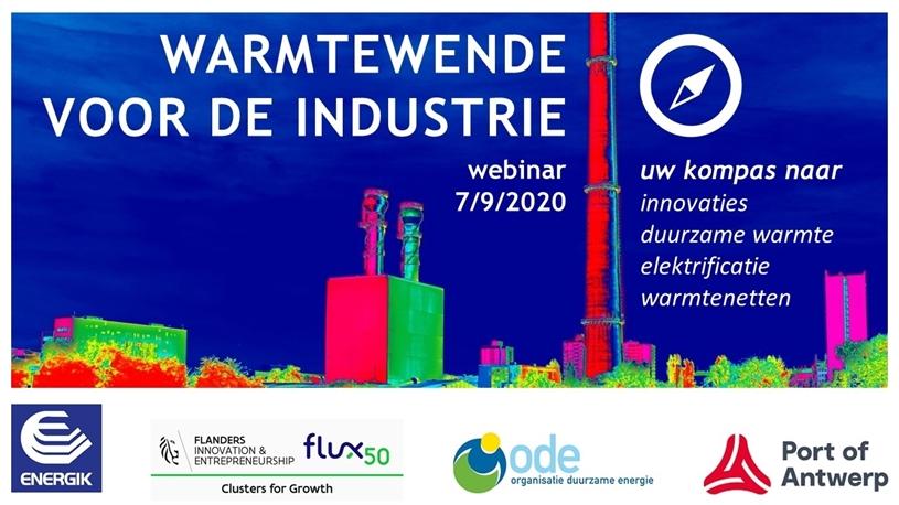 Warmtewende voor de industrie