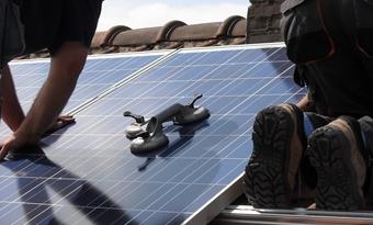 Verkoop zonnepanelen in Vlaanderen eerste halfjaar met 16 procent gegroeid