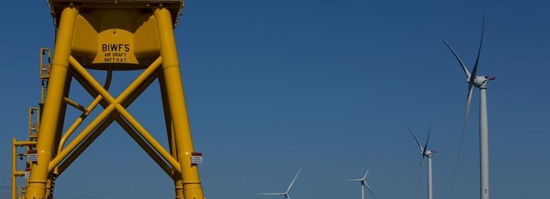 Indrukwekkende zes maanden van offshore windenergie ondersteunen investeringen in duurzame energie in eerste helft 2020