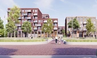 Delfts ziekenhuis in Nederland levert restwarmte aan nieuwe woningen