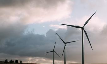 Windenergie levert '15% van het Europese vermogen in 2020'.