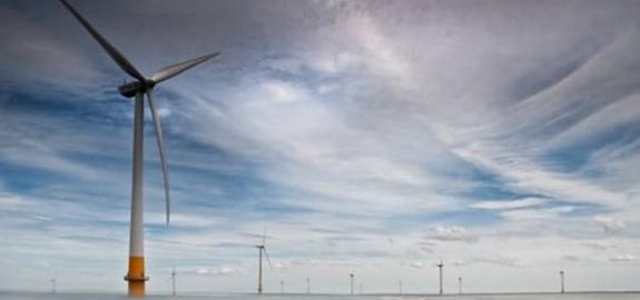 Een windturbinefabriek in Groot-Brittannië zal voortaan het grootste deel van zijn stroom uit hernieuwbaar gas halen