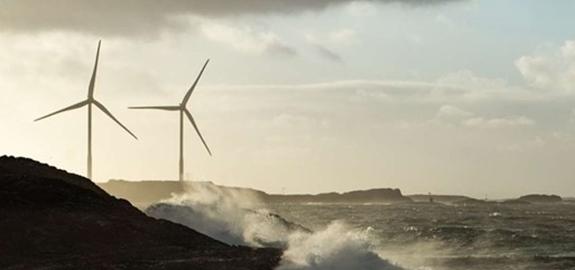 Het grootste windpark ter wereld komt in Korea