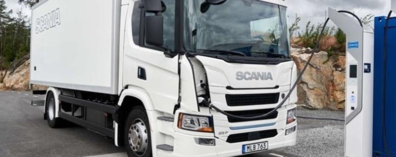 Scania bouwt vrachtwagen van de toekomst: duurzaam, efficiënt en data-gedreven
