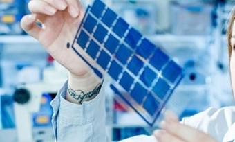 Nieuw zonnepaneel is opvouwbaar, transparant en haalt hoge opbrengst