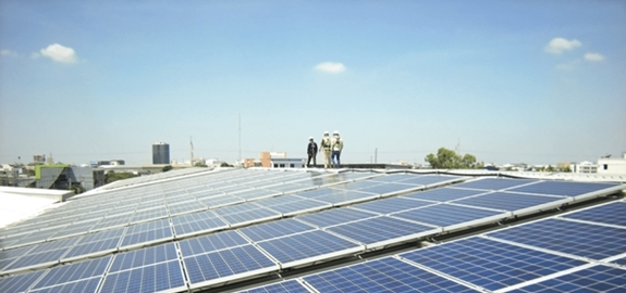 België wordt een GW-zonnemarkt