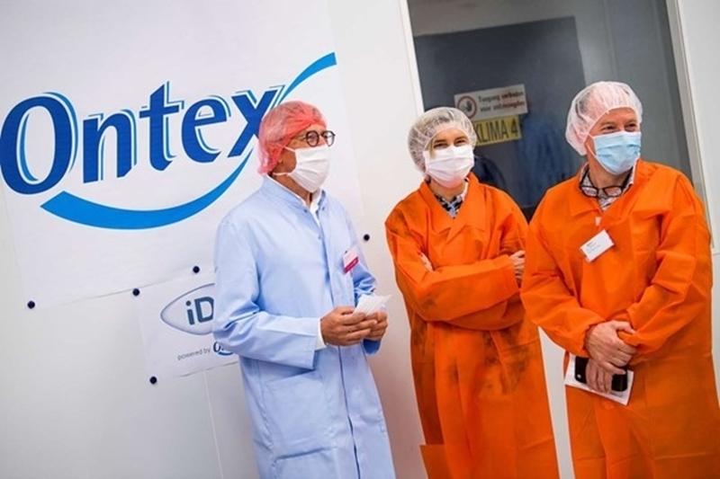 Ontex en Woosh zetten schouders onder luierrecyclage in België
